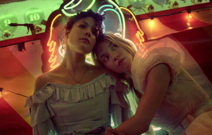 Halsey releases a music video for Graveyard starring Euphoria actress Sydney Sweeney