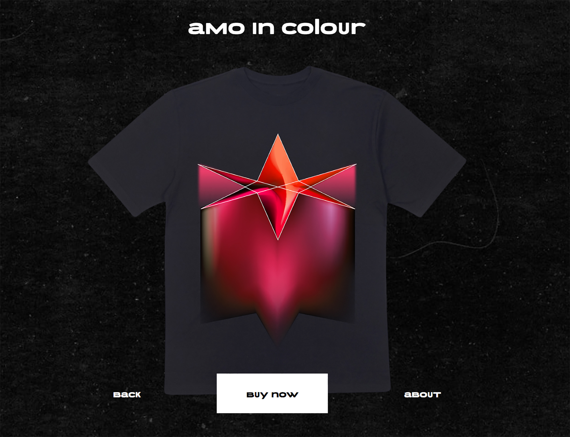 Bring Me The Horizon, Amo in Colour customised merch
