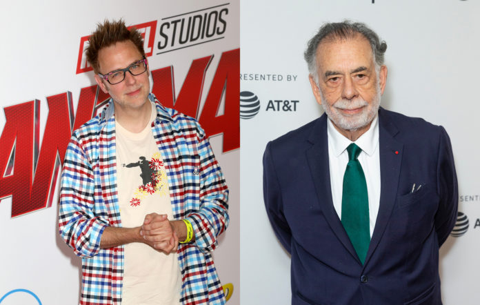 James Gunn responds to Francis Ford Coppola