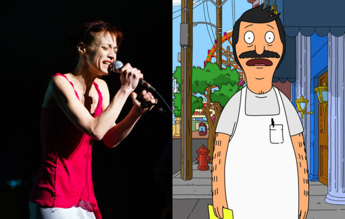 Fiona Apple sings song for Bob's Burgers Halloween episode