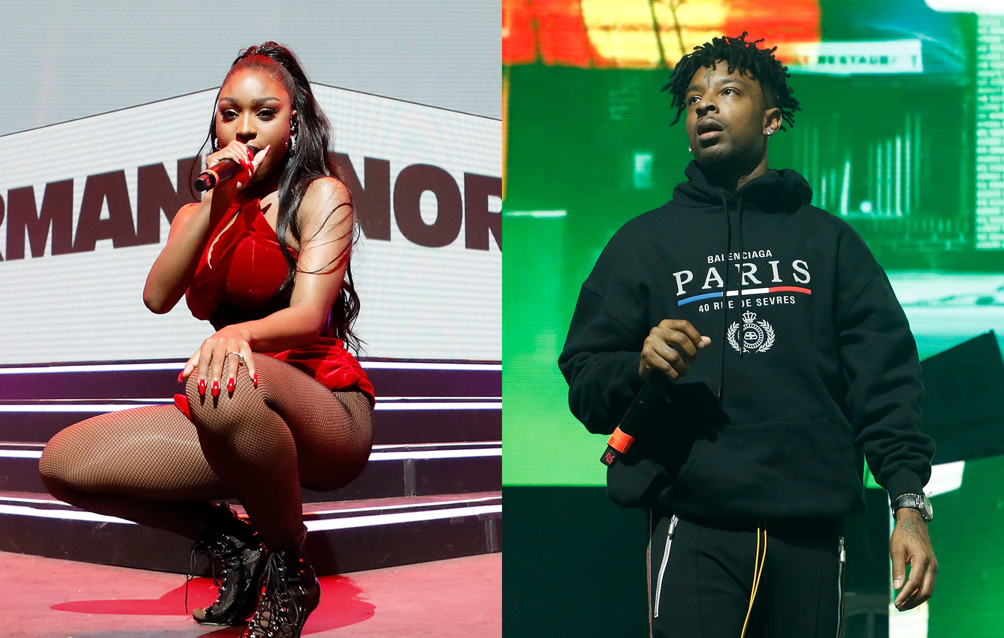 Normani enlists 21 Savage for 'Motivation' remix