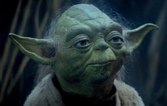 Yoda, Star Wars: The Empire Strikes Back