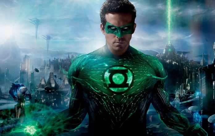Ryan Reynolds Green Lantern (2011