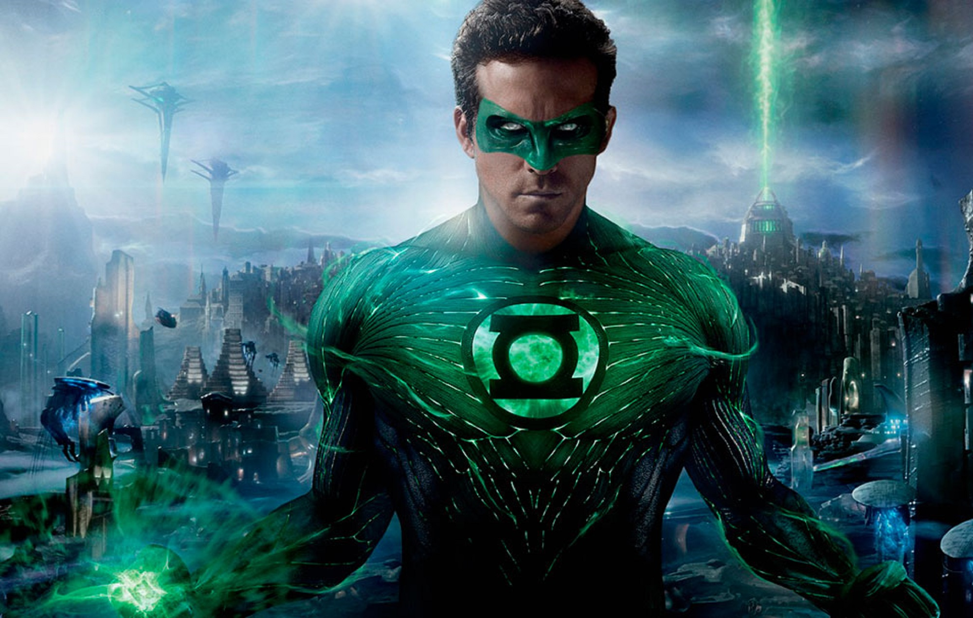 A 'Green Lantern' TV series is on the way