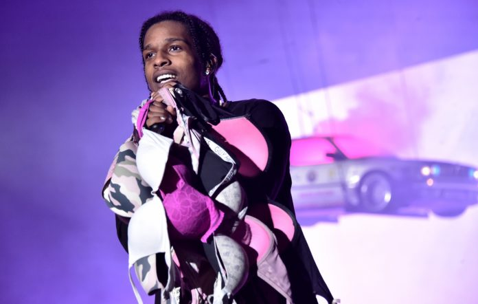 2019 A$AP Rocky at Rolling Loud New York