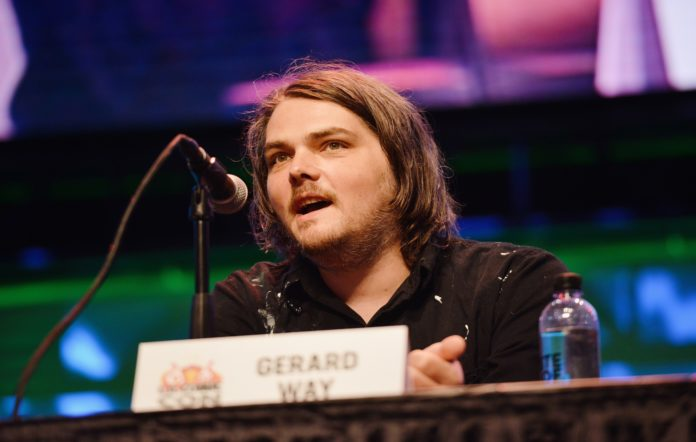 2019 Gerard Way at Los Angeles Comic-Con