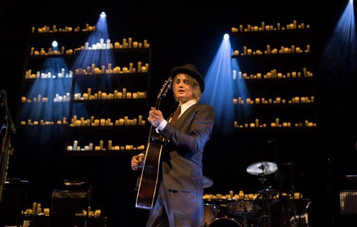 Pete Doherty & Carl Barat Perform At Hackney Empire