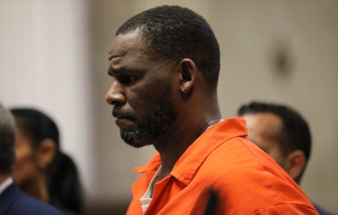R Kelly court plead not guilty