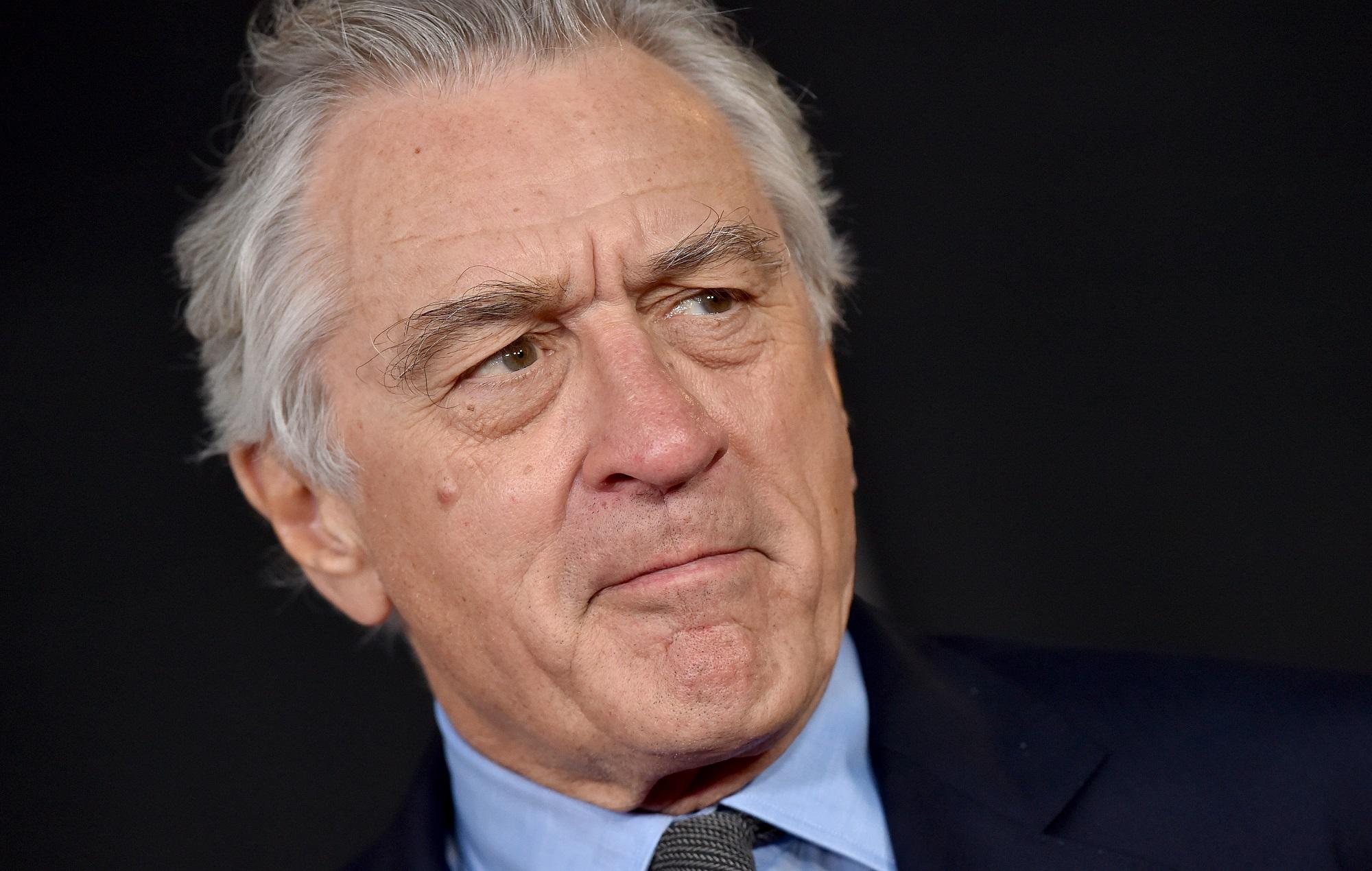 Coronavirus has left Robert De Niro with money troubles, lawyer confirms