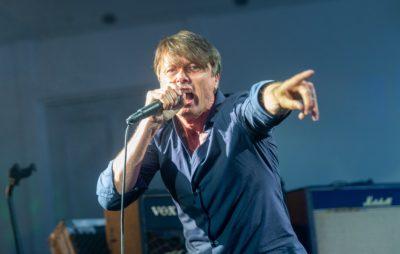 Suede Perform At Kelvingrove Park, Glasgow