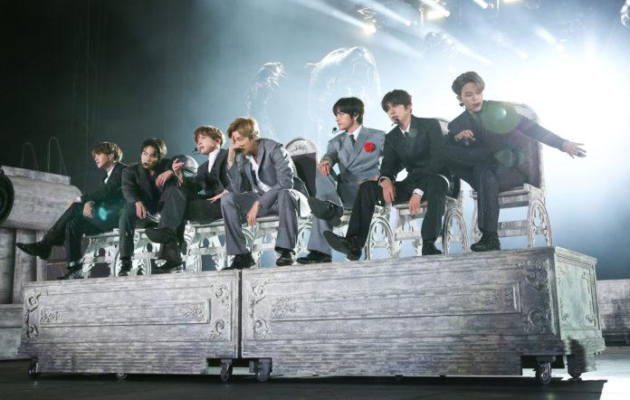 BTS Love Yourself Speak Yourself Seoul 2019
