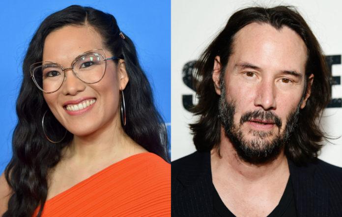 Ali Wong reunites with 'ex-boyfriend' Keanu Reeves – Always Be My Maybe