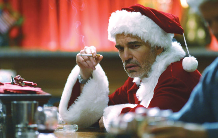 Billy Bob Thornton in 'Bad Santa'