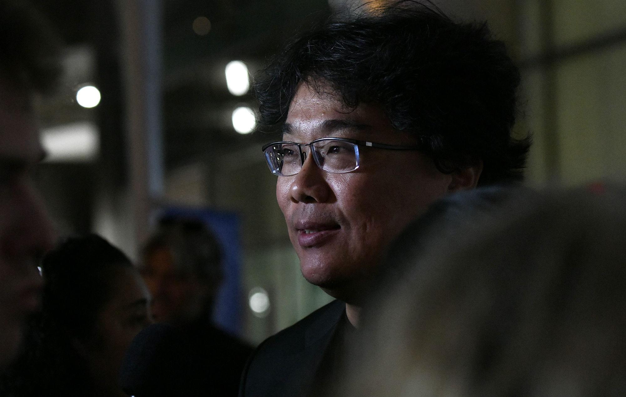 """'Parasite' filmmaker Bong Joon-Ho teases """"horror-action"""" disaster movie"""