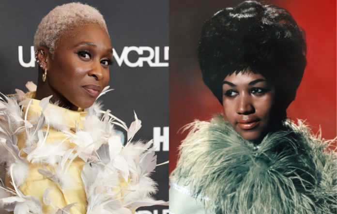 Cynthia Erivo to play Aretha Franklin in 'Genius' anthology series