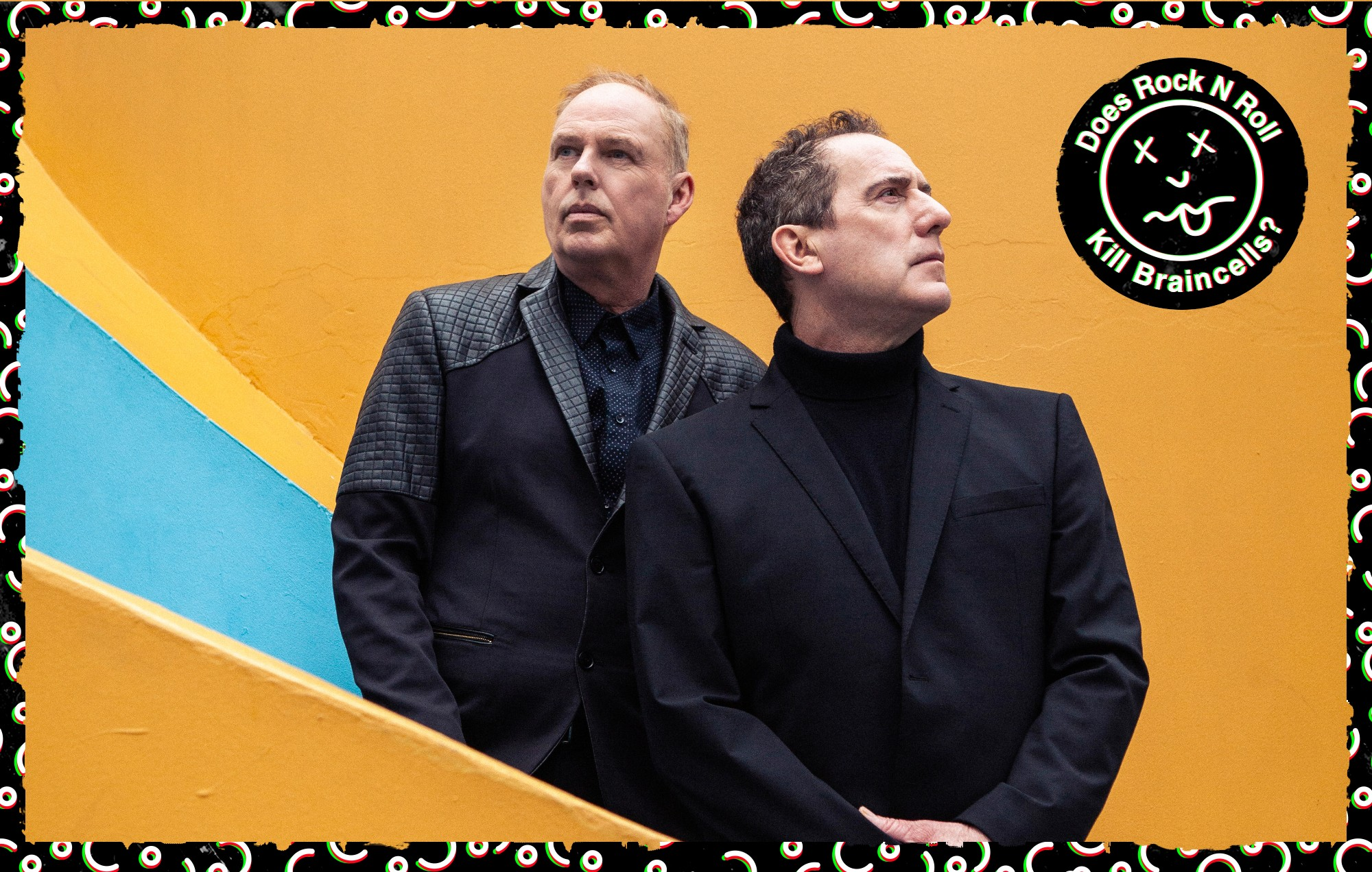 Does Rock 'N'Roll Kill Braincells? Andy McCluskey, OMD - NME interview