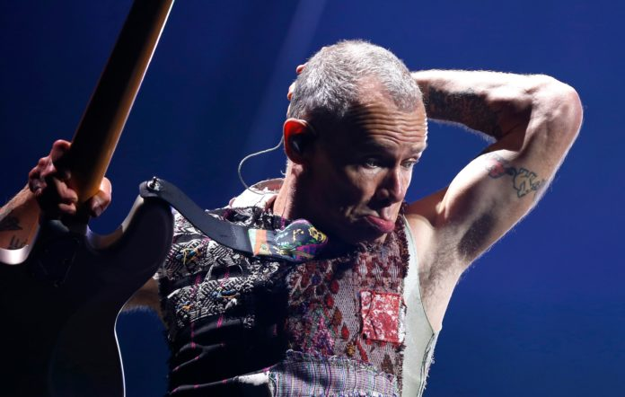 Red Hot Chili Peppers Rock In Rio 2019