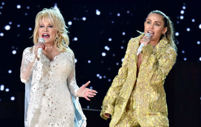 Dolly Parton wanted Miley Cyrus to play Jolene in her new Netflix series