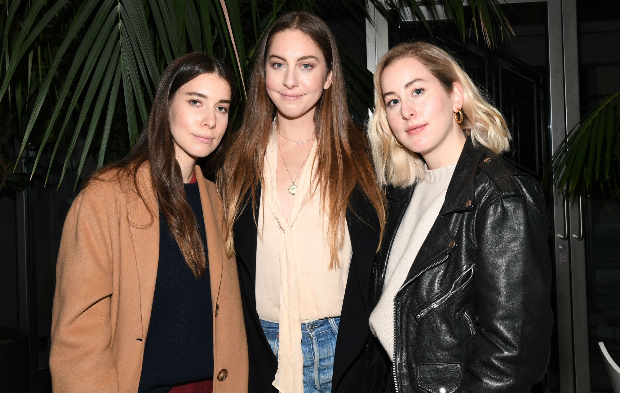 """Watch the video for Haim's """"chaotic"""" new single 'Now I'm In It'"""