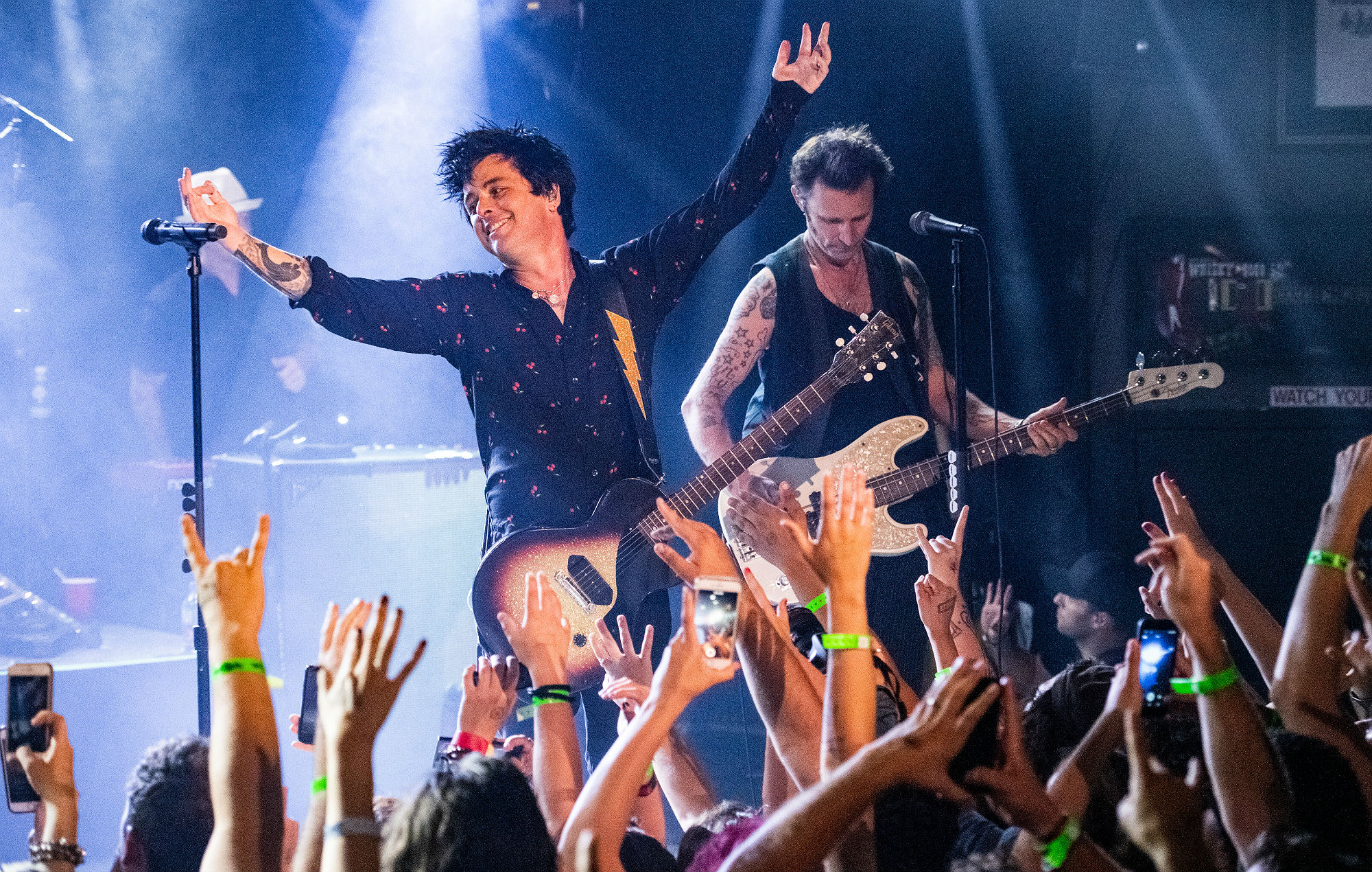Green Day played 'Green Day' live in full