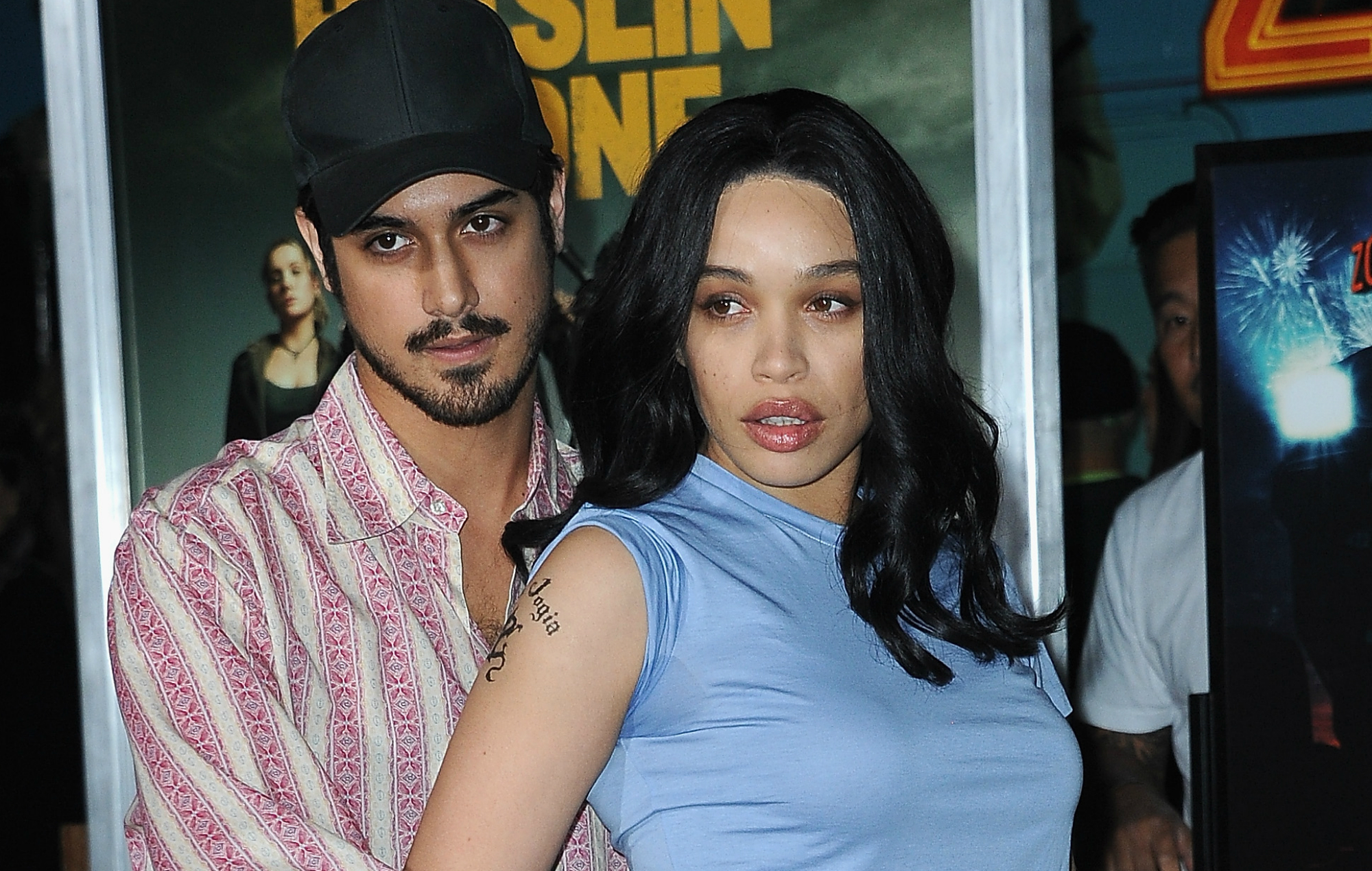 Zombieland Double Taps Avan Jogia And Girlfriend Cleopatra