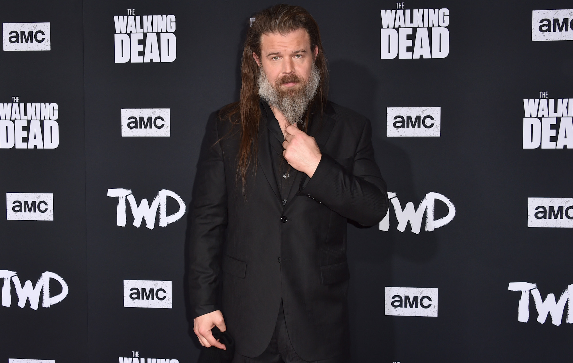 'The Walking Dead's Ryan Hurst