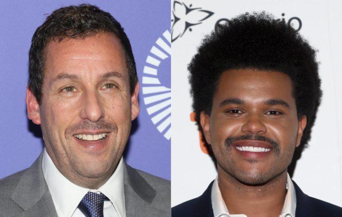 'Uncut Gems' stars Adam Sandler and The Weeknd