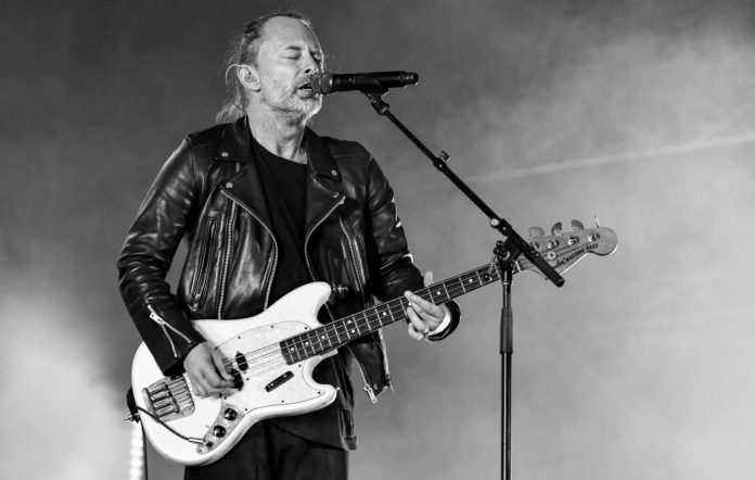 Thom Yorke is heading out on tour