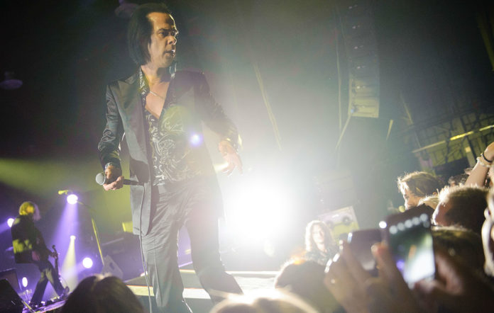 Nick Cave & The Bad Seeds have announced a 2020 UK and European tour