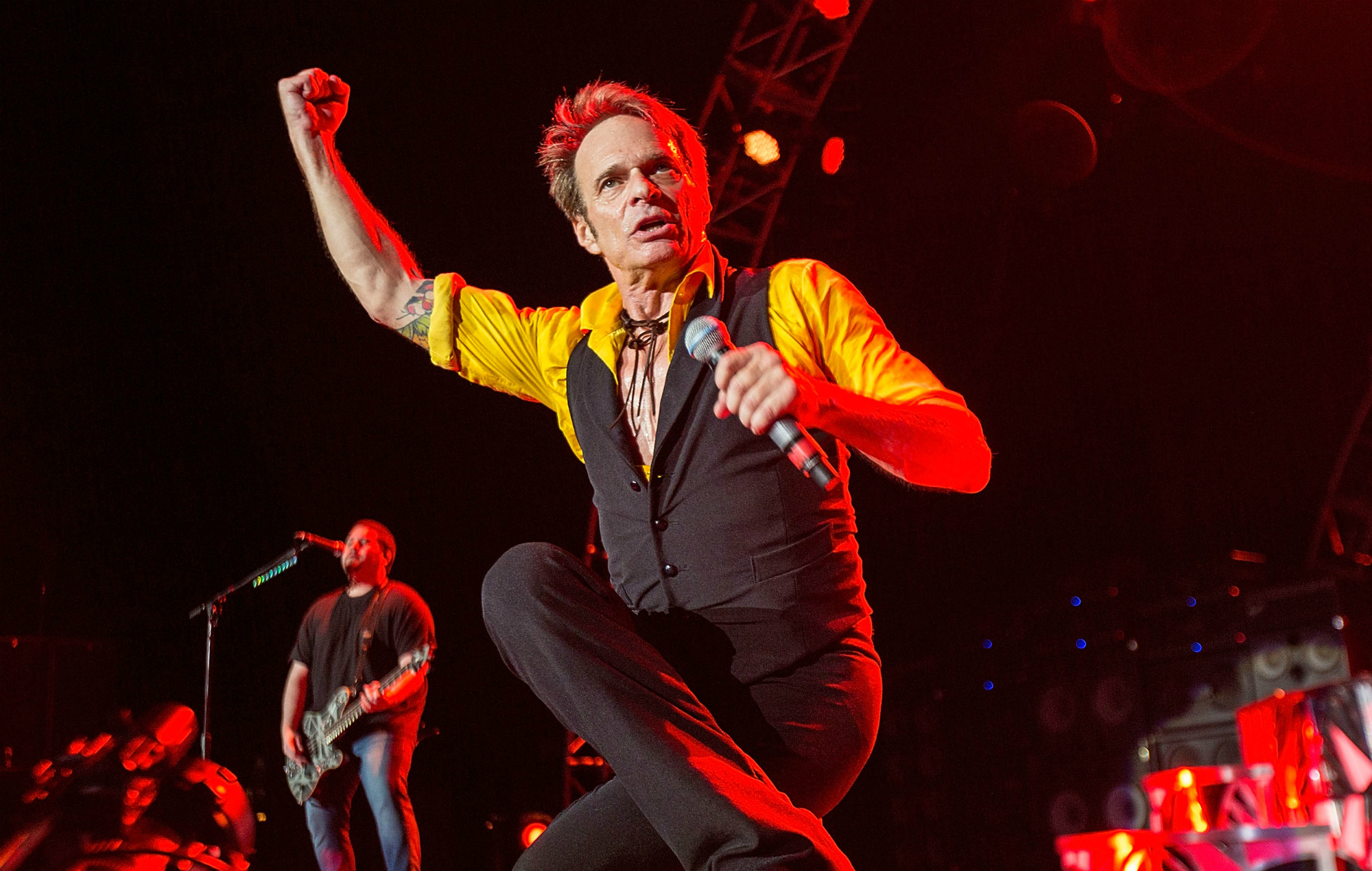 Van Halen Is Finished According To David Lee Roth