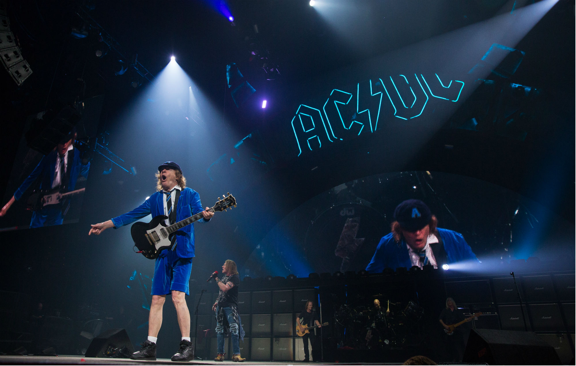 "AC/DC reunion with Brian Johnson ""confirmed"" by Twisted Sister and Behemoth"