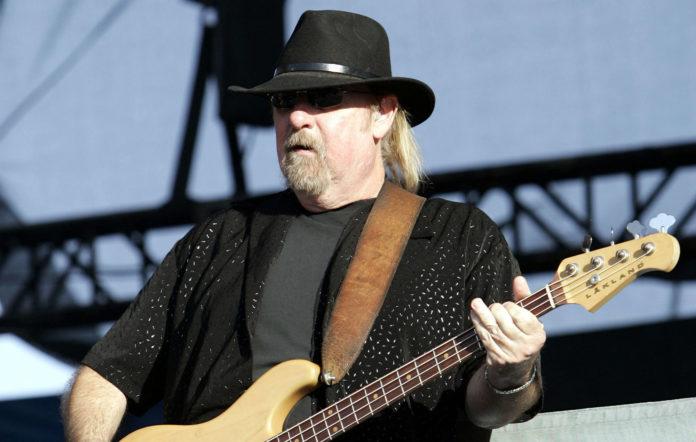 Lynyrd Skynyrd founder and 38 Special bassist Larry Junstrom has died