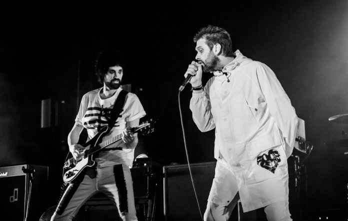 Kasabian's Serge Pizzorno has spoken out about the band's next album and huge 2020 Leicester homecoming show