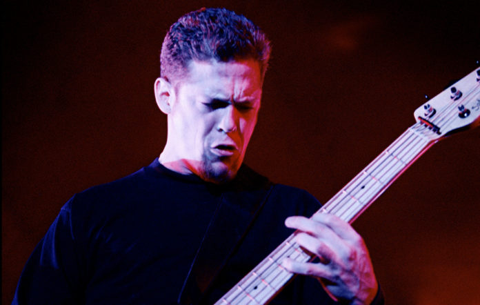 Jason Newsted says he can take credit for stabilising Metallica after death of bassist in 1986