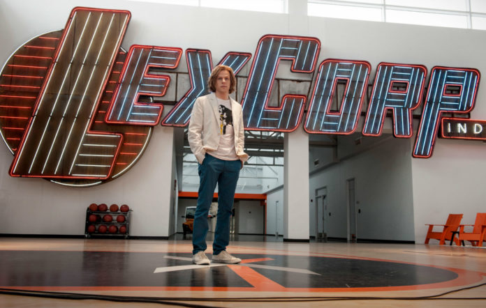 Lex Luthor solo movie reportedly in the works with villain as US president
