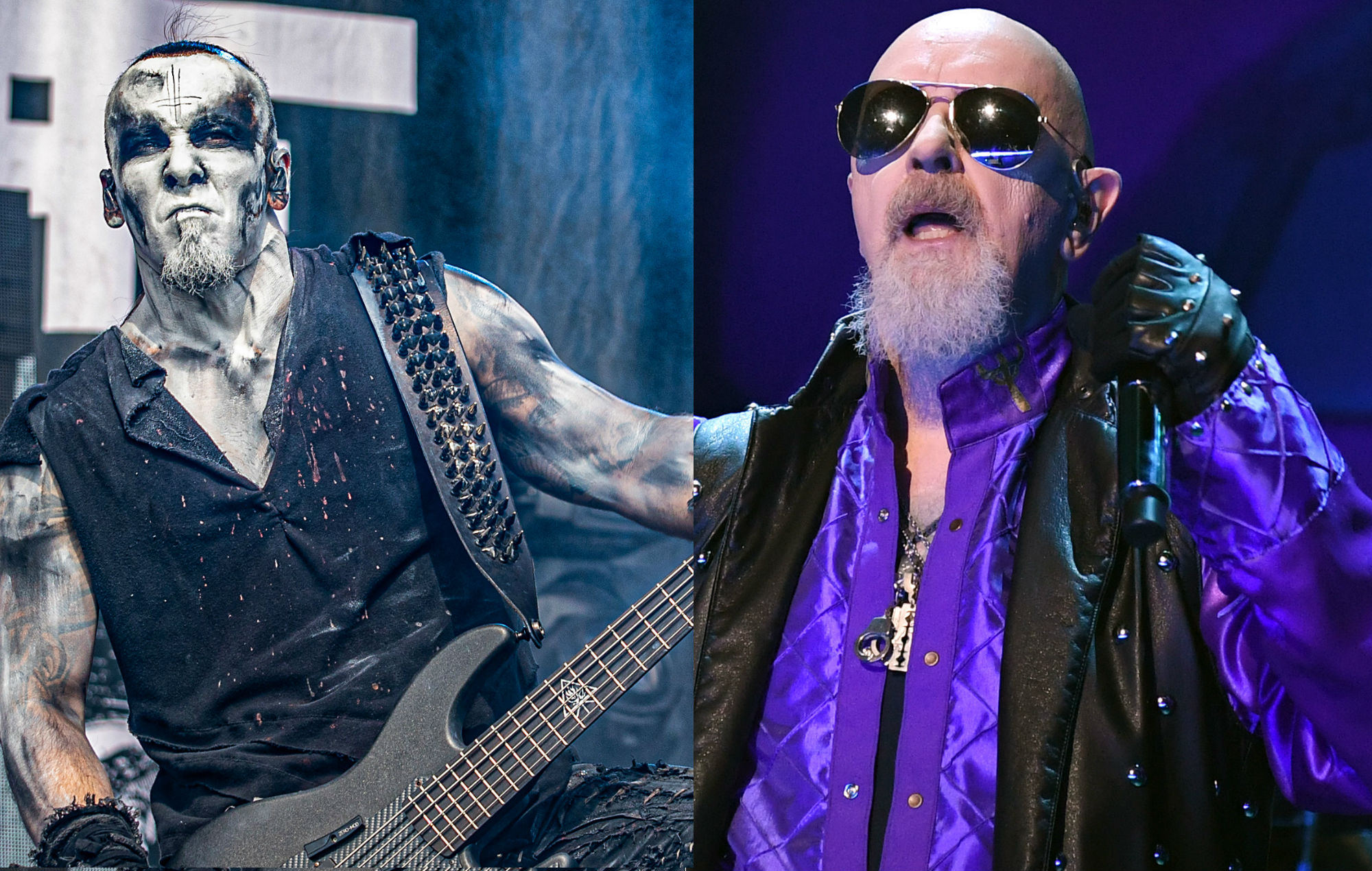 Behemoth Judas Priest