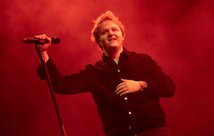 Lewis Capaldi questions his success in Guardian interview