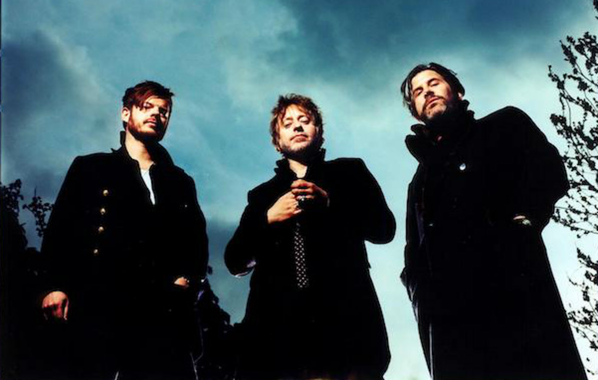 Loup Garoux are formed of The Feeling's Richard Jones, Cass Browne of Gorillaz and Ed Harcourt