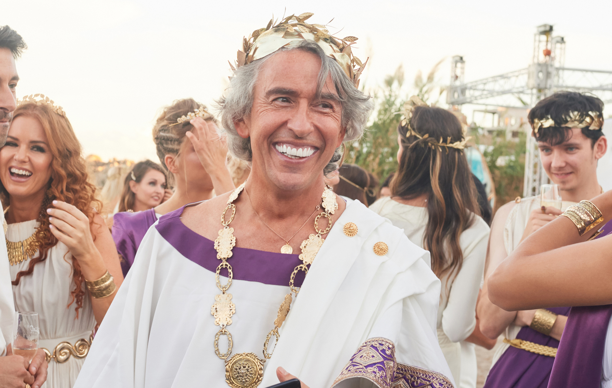 Greed review: Steve Coogan stars in caustic satire of the nouveau riche