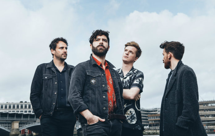 Hear Foals' new album 'Everything Not Saved Will Be Lost: Part 2' on NME Radio first