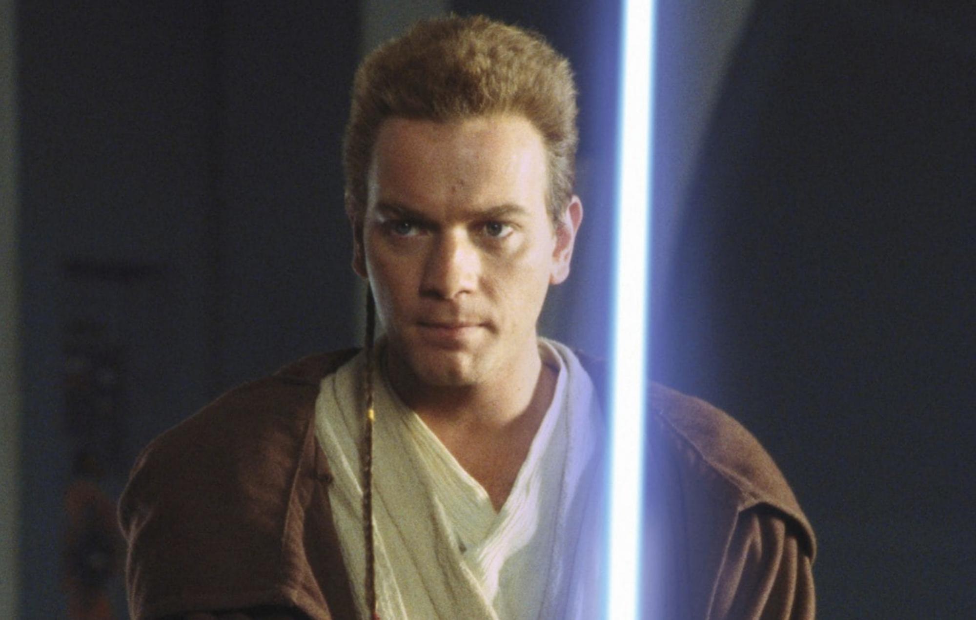 Fan pays $3,000 for Ewan McGregor's 'Star Wars' rat tail