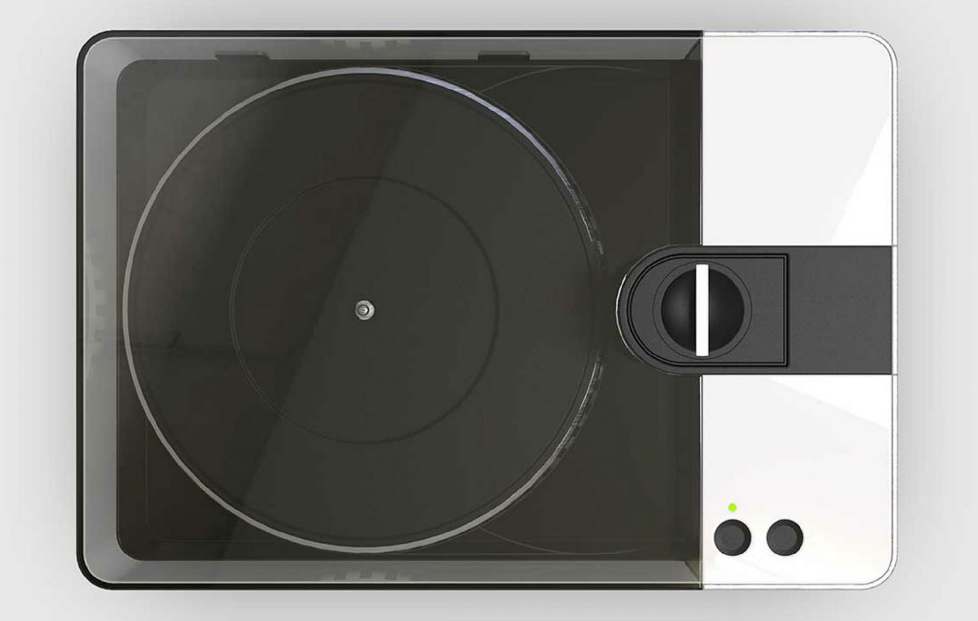 The Phonocut: new machine allows music fans to cut own vinyl records
