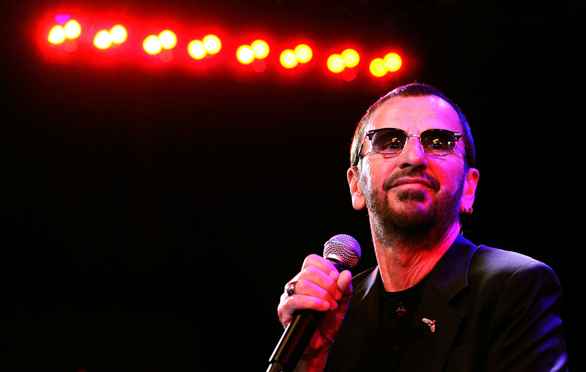 Learn Ringo Starr's Rock and Roll Corridor of Fame induction speech for Marc Bolan