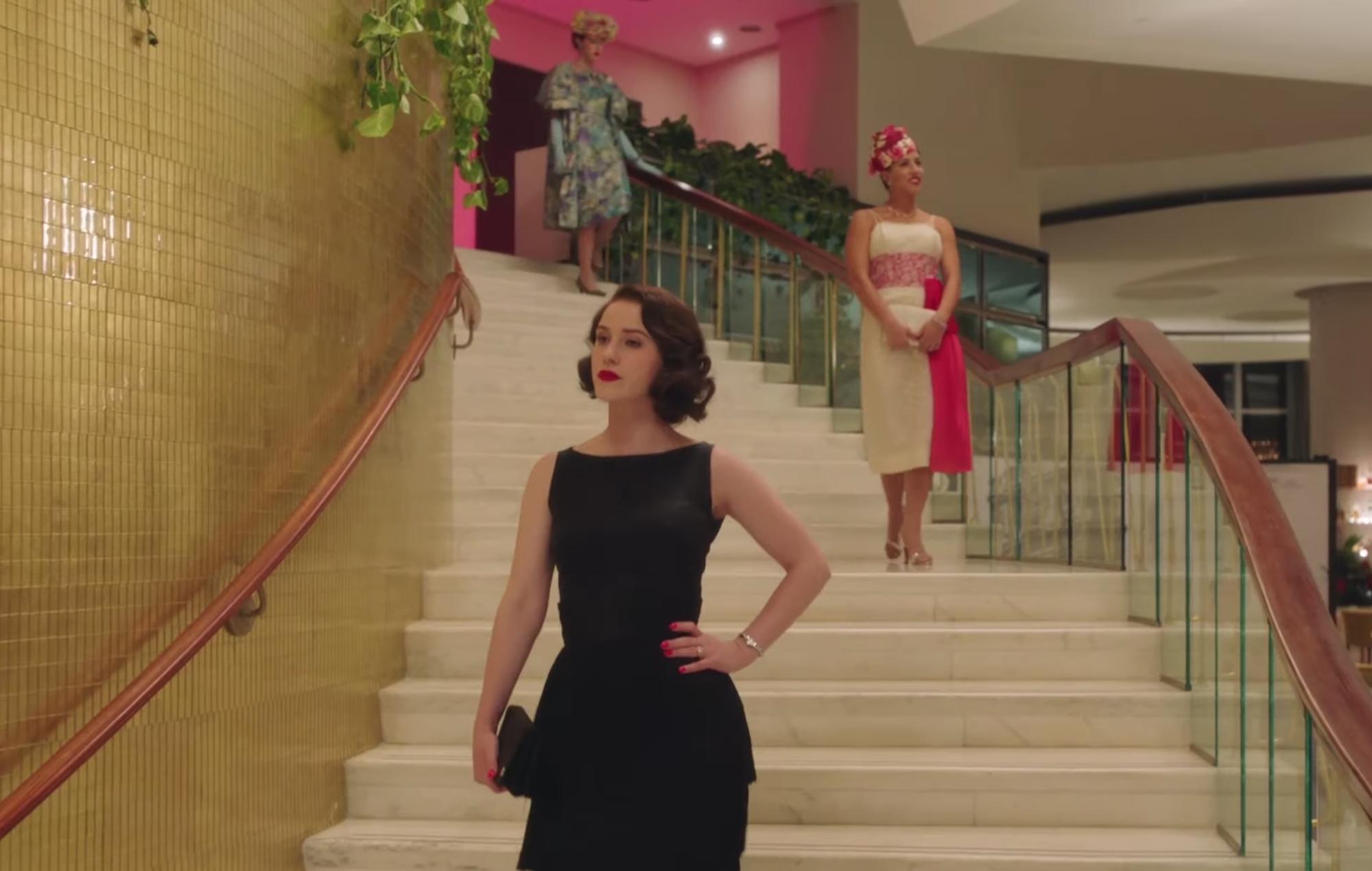 'The Marvelous Mrs. Maisel season 3 trailer