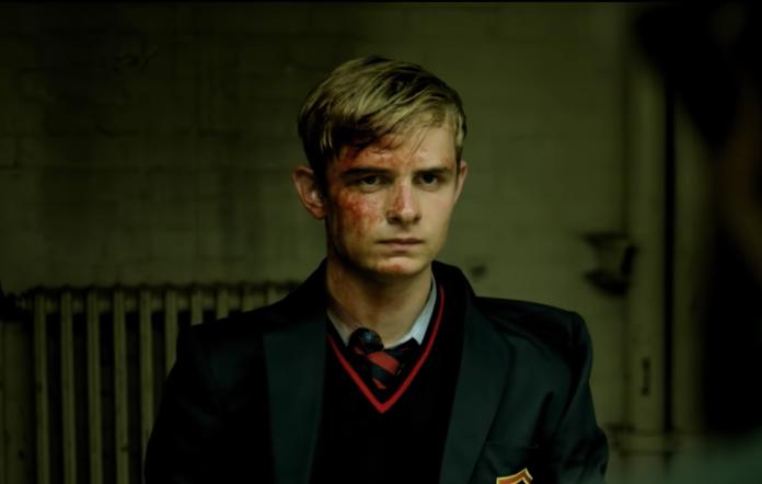 Otto Farrant as Alex Rider in new TV series