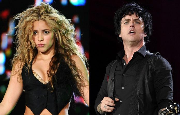 Shakira Green Day