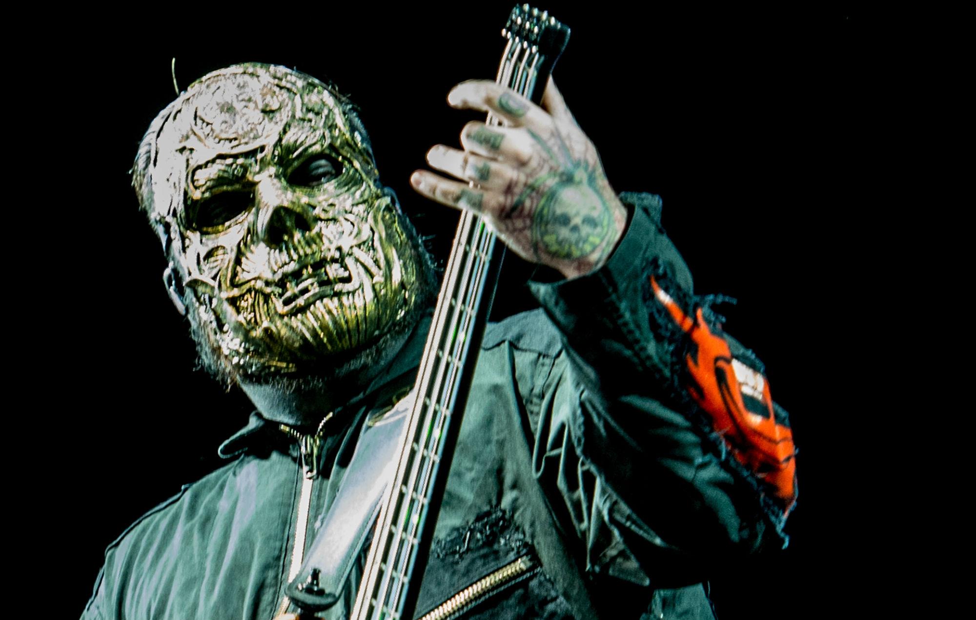 Alessandro 'VMan' Venturella of Slipknot