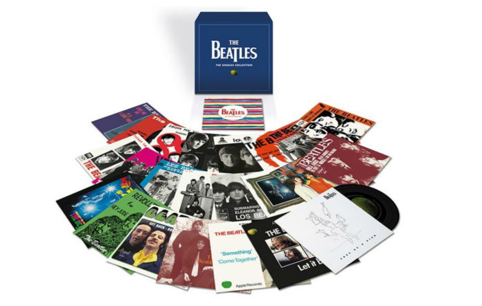 The Beatles - 'The Singles Collection'