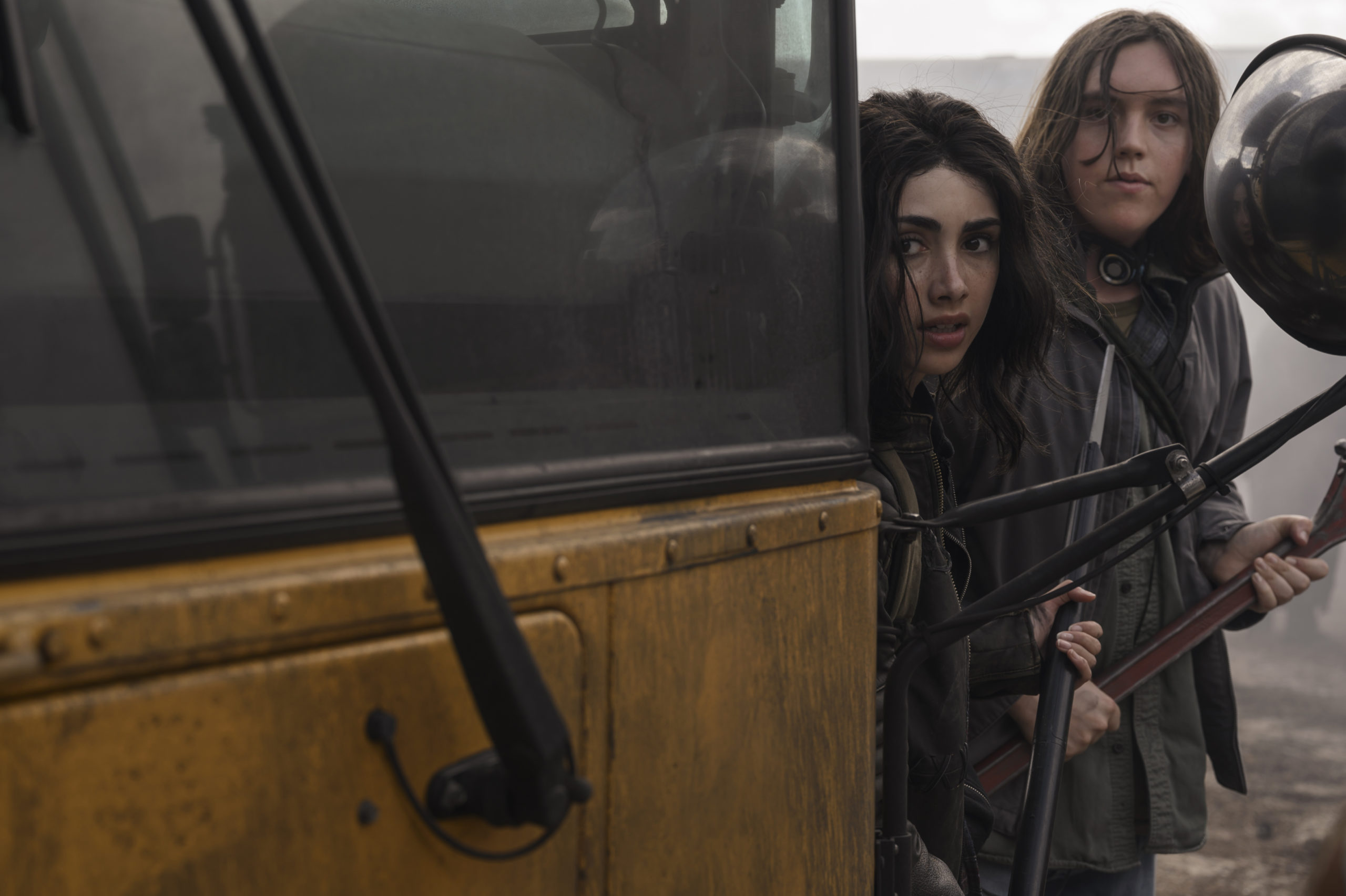 New photos from set of The Walking Dead spin-off series revealed