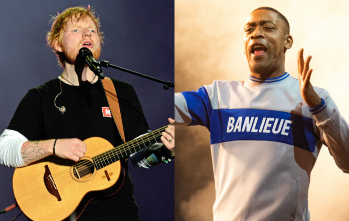 Ed Sheeran, Wiley